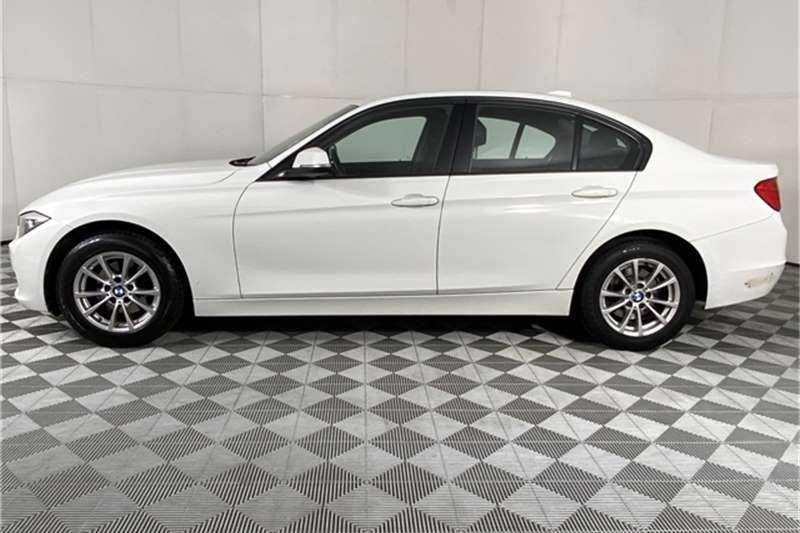 2013 BMW 3 Series 316i