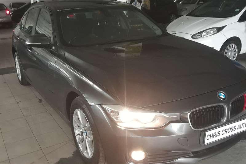 BMW 3 Series 316i 2014