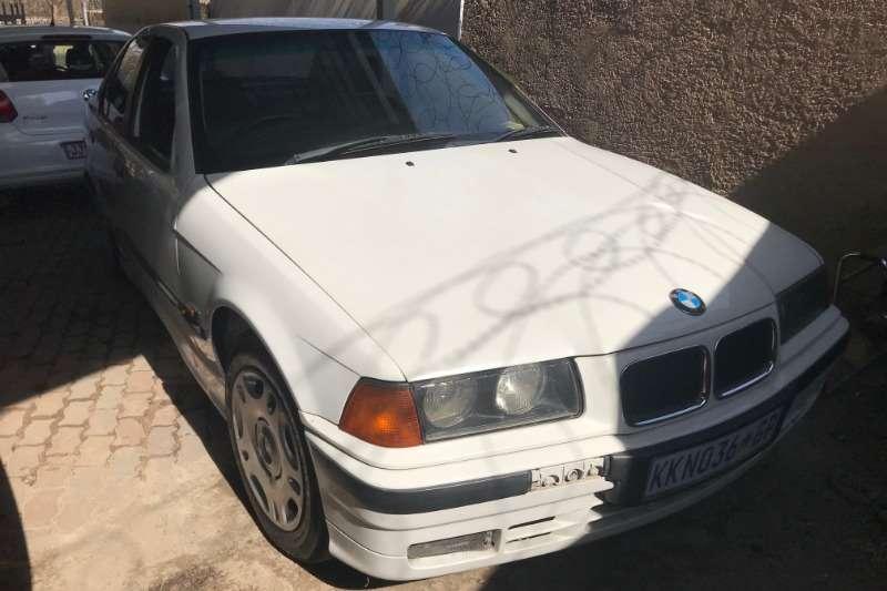 BMW 3 Series 316i auto 1996