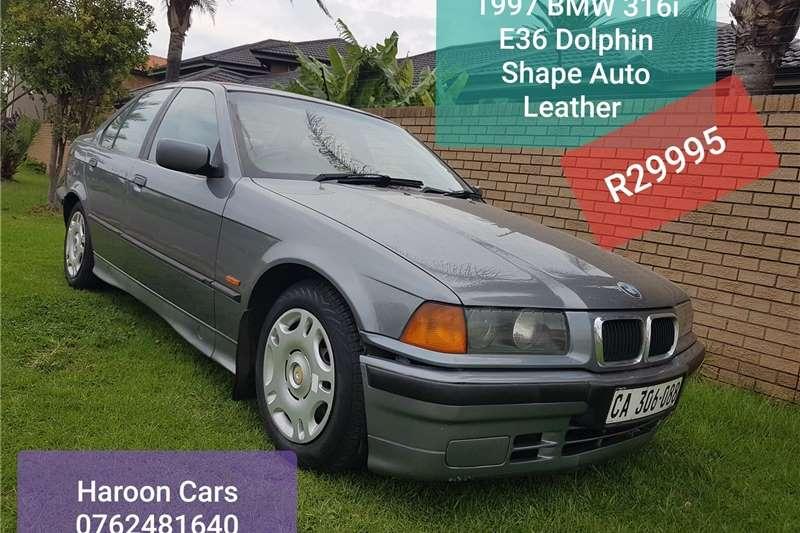 BMW 3 Series 316i auto 1997