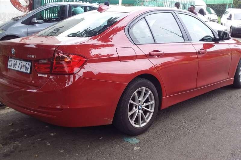 Used 2013 BMW 3 Series 316i auto