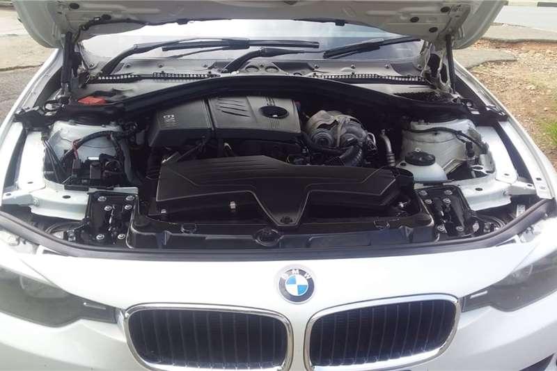 BMW 3 Series 316i auto 2013