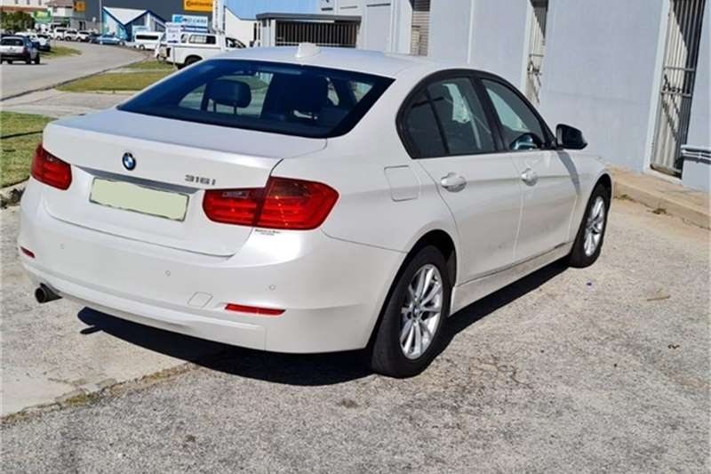 BMW 3 Series 316i auto 2014