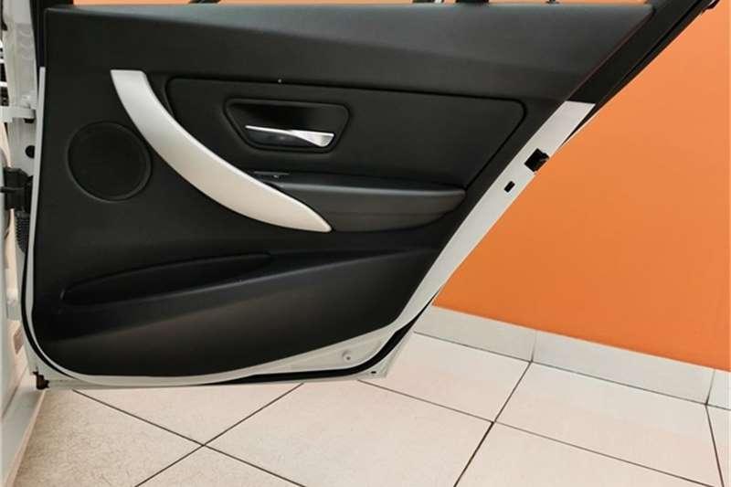 Used 2014 BMW 3 Series 316i auto