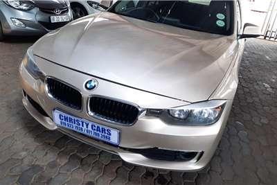 2014 BMW 3 Series 316i auto