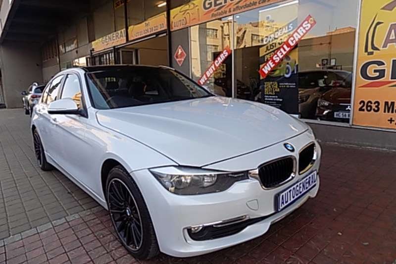 BMW 3 Series 316i auto 2016