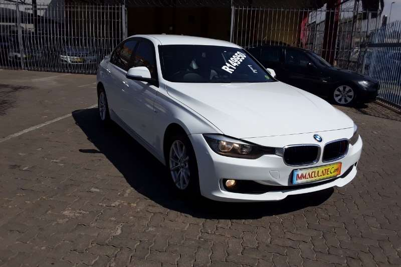 BMW 3 Series 316i auto f30 2014