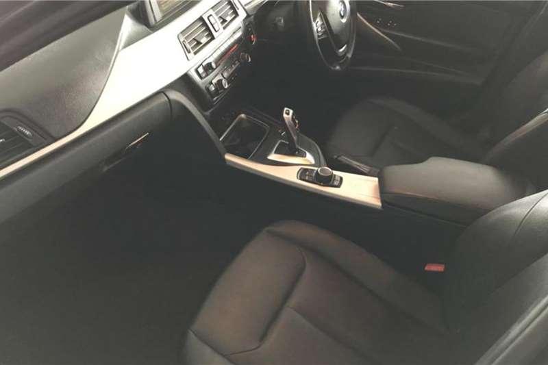 BMW 3 Series 316i Automatic 2014