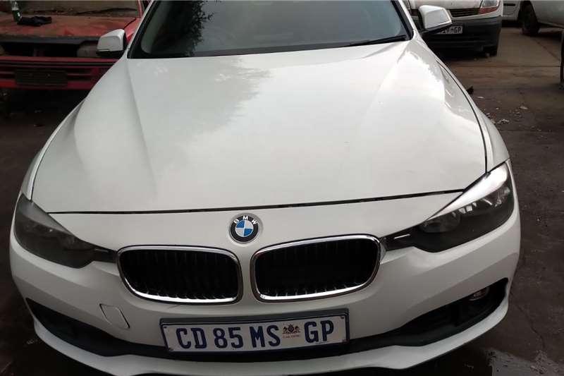 BMW 3 Series 316i Luxury auto 2015