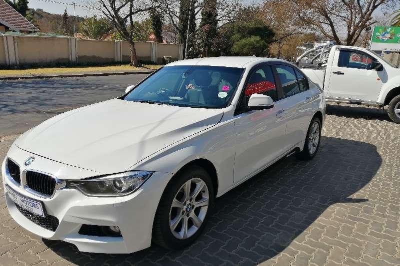 Used 2014 BMW 3 Series 316i M Sport