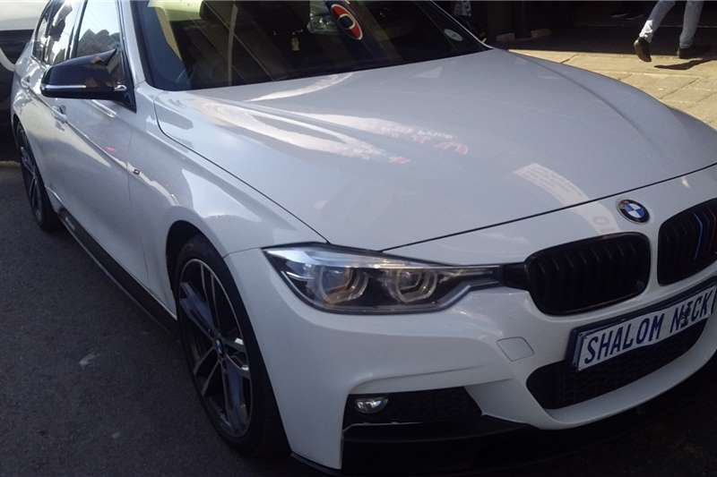 Used 2018 BMW 3 Series 316i M Sport