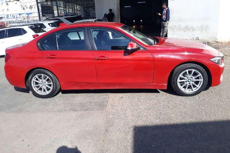 BMW 3 Series 316i M Sport auto 2013