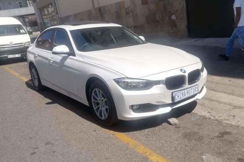 BMW 3 Series 316i M Sport auto 2014