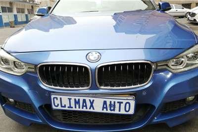 2016 BMW 3 Series 316i M Sport auto