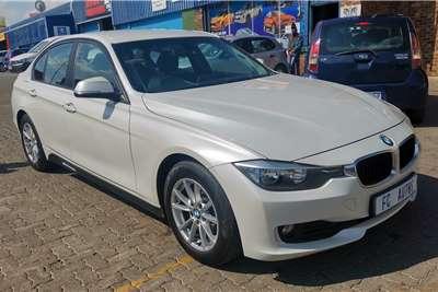 Used 2014 BMW 3 Series 316i Sport auto