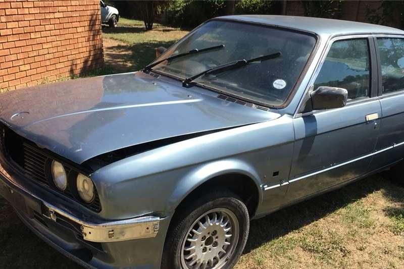 BMW 3 Series 318i 1987