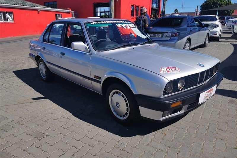 BMW 3 Series 318i 1989