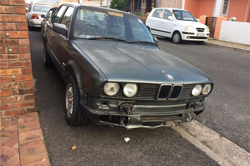 BMW 3 Series 318i 1991