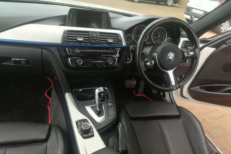 BMW 3 Series 318i 2016