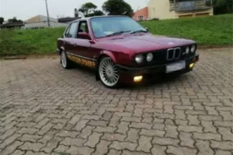 BMW 3 Series 318i auto 1989