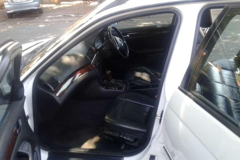 BMW 3 Series 318i auto 2005