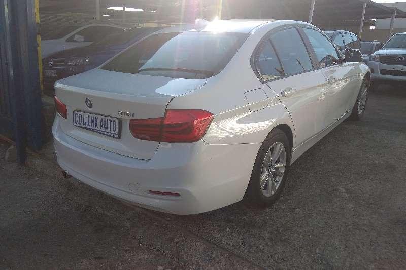 BMW 3 Series 318i auto 2016