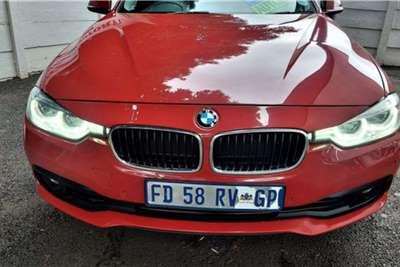 Used 2016 BMW 3 Series 318i auto