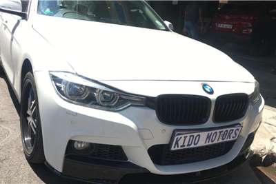 BMW 3 Series 318i auto 2017