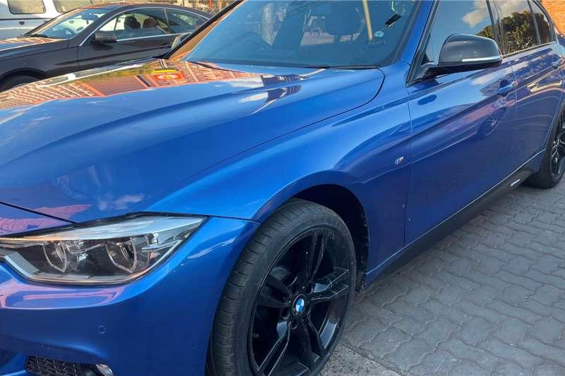 Used 2017 BMW 3 Series 318i auto