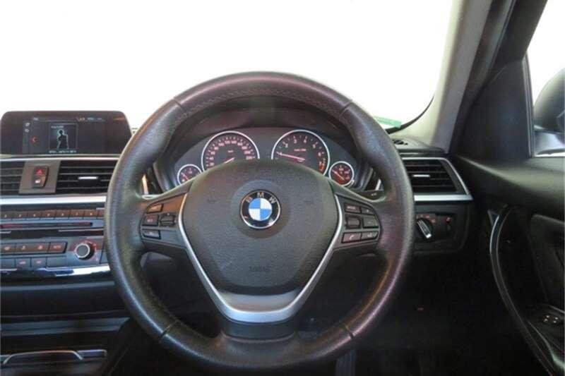 BMW 3 Series 318i auto 2018