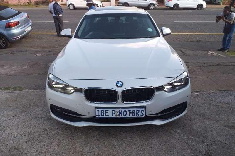 BMW 3 Series 318i Edition Sport Line Shadow auto 2016