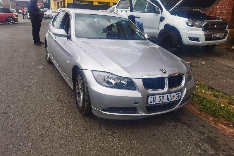 Used 2007 BMW 3 Series 318i Luxury Line auto