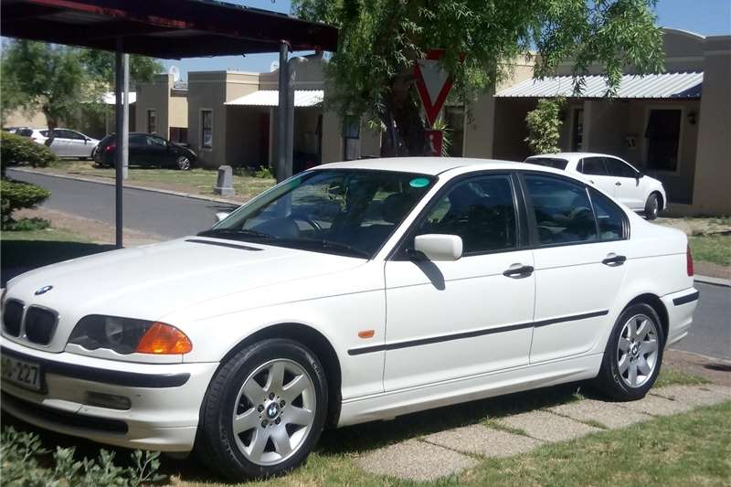 BMW 3 Series 318i M Sport 2002