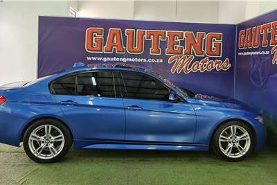 Used 2015 BMW 3 Series 318i M Sport auto
