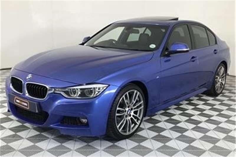 BMW 3 Series 318i M Sport auto 2015