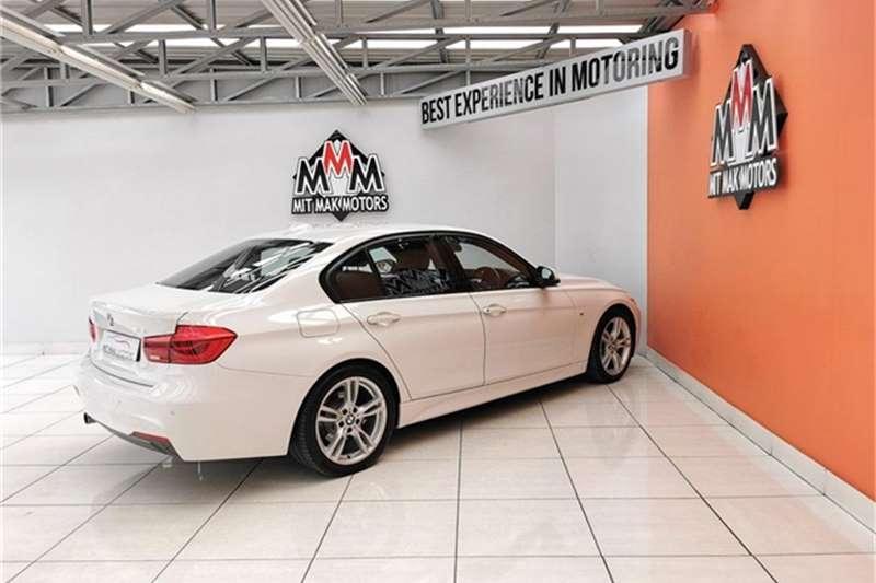 BMW 3 Series 318i M Sport auto 2016