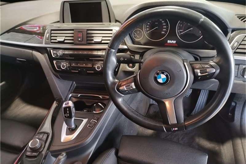 Used 2016 BMW 3 Series 318i M Sport auto