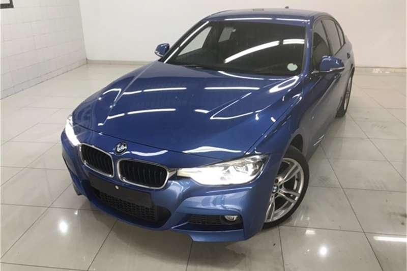 BMW 3 Series 318i M Sport Auto 2017