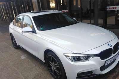 2017 BMW 3 Series 318i M Sport auto