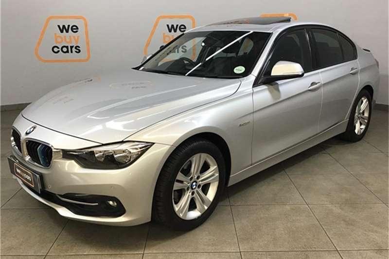 BMW 3 Series 318i Sport Line auto 2016