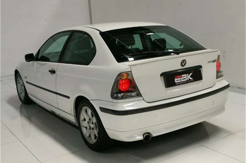 Used 2002 BMW 3 Series