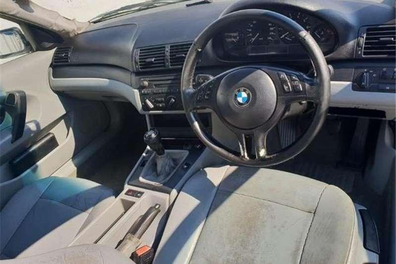 BMW 3 Series 318ti 2003