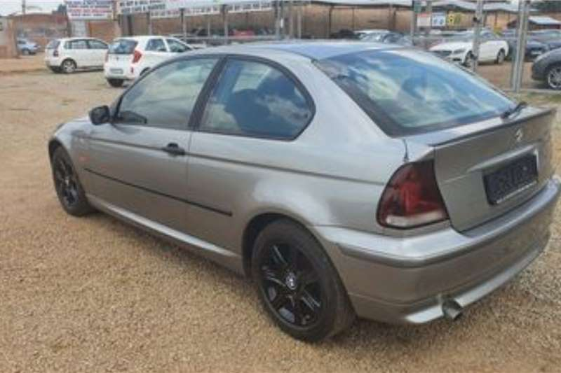 Used 2003 BMW 3 Series