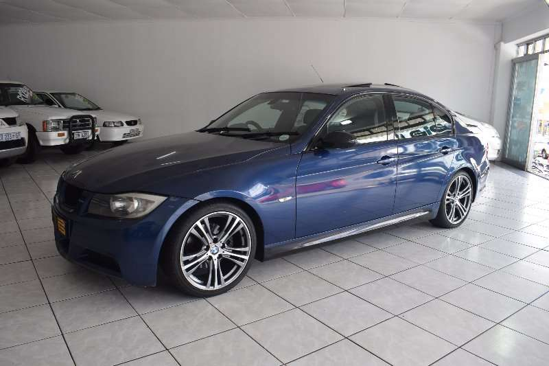 BMW 3 Series 320 D 2008