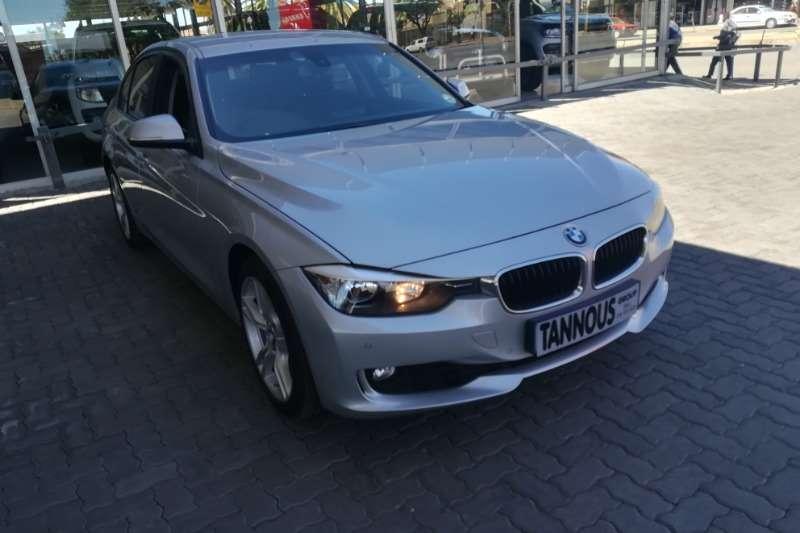 BMW 3 Series 320 I A/T 2013