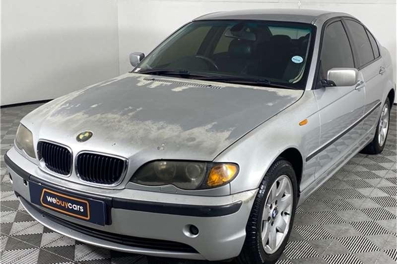 Used 2005 BMW 3 Series 320d