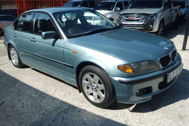 Used 2006 BMW 3 Series 320d