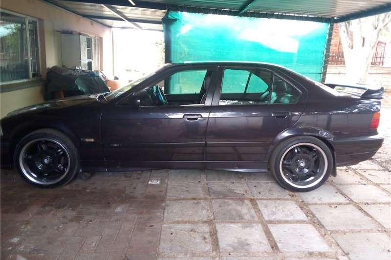 BMW 3 Series 320d 2007
