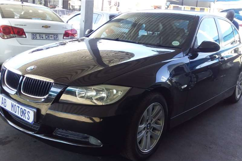 Used 2007 BMW 3 Series 320d