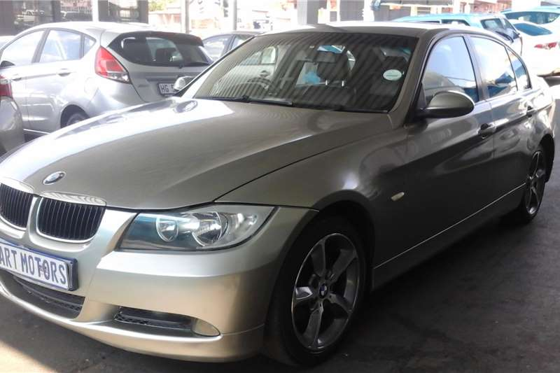 BMW 3 Series 320d 2008